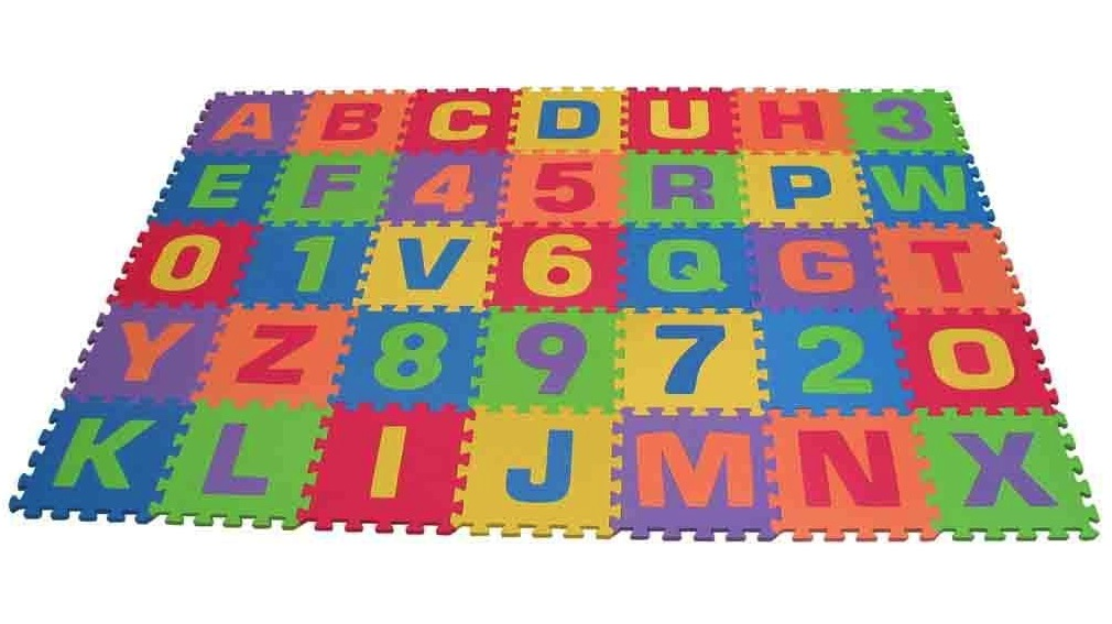 floor letters puzzle