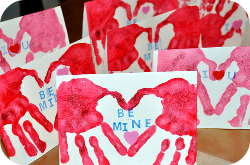 Valentine Card Ideas for Kids to Make UR Kids World – How to Make Valentines Cards