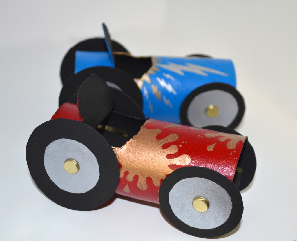 Toilet Paper Roll Cars UR Kids World