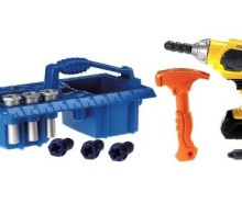Toy Drill Set