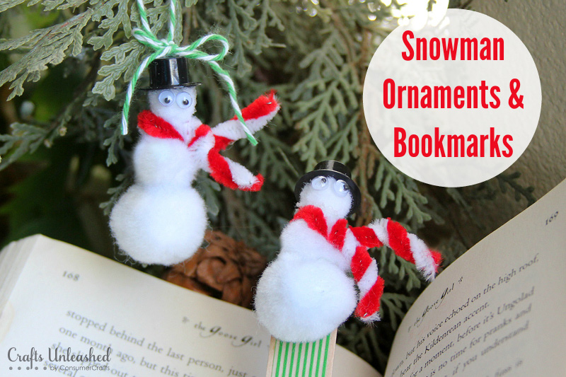 DIY-Snowman-crafts-ornaments-Crafts-Unleashed